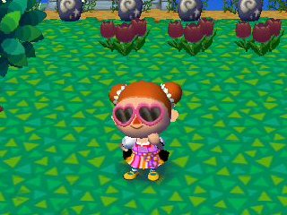 Dirndl in Animal Crossing City Folk / Let's Go to the City